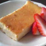 コンビニのチーズケーキ(レシピ付き)