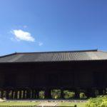 奈良散策 転害門〜若草山